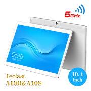 【10.1インチ10.1型】TeclastA10H10.1インチ16GBMT8163Android7.0BT搭載【タブレットPC本体】