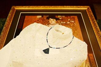 """狀態的""""48""""bonnou kaihou 98""""精神的鑽石功率 stonenecklas 和黃金珠的啟示。 在治癒力,總是復興的心靈承諾 ! 你得到是無限神樂的世界上只有一個的通知。"""