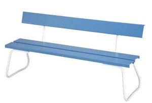 樹脂ベンチ背付 ECO YB-94Z-PC ガーデンチェア ガーデンベンチ 縁台 ぬれ縁台 長椅子 椅子 庭 ベランダ ガーデンニング 踏み台 腰掛け