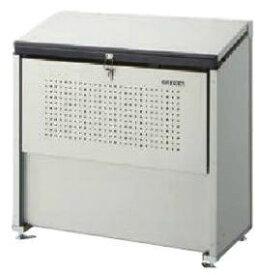 ダイケン クリーンストッカー CKE-1005M型 スチール製 ゴミ収集庫 ゴミ箱 屋外