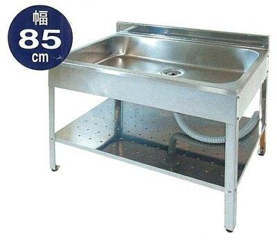 SANIDEAサンイディアアウトドアキッチン450簡易流し台ガーデンシンク
