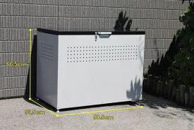 ダイマツ ダストボックス DB-90 リサイクルボックス ゴミ箱 屋外 ゴミステーション