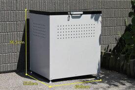 ダイマツ ダストボックス DB-60 リサイクルボックス ゴミ箱 屋外 ゴミステーション