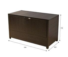 APET 屋外用アルミダストボックス 120 リサイクルボックス ゴミ箱 屋外 ゴミステーション(倉出し