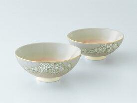 和食器 たち吉 花の舞 夫婦茶碗 200-0092 たちきち