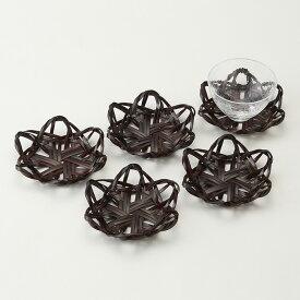 和食器 たち吉 染竹 茶托 750-0075 茶たく 竹 おしゃれ ギフト プレゼント 贈り物 たちきち
