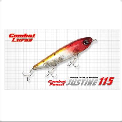 【エバーグリーン】 コンバットペンシル ジャスティーン115 Combat Pencil JUSTINE115