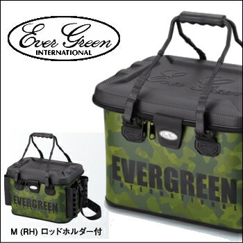 エバーグリーン EGバッカン3 L(RH) ロッドホルダー付 EVERGREEN