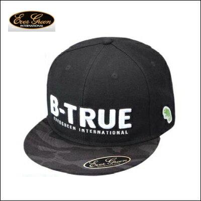 エバーグリーン B-TRUE フラットキャップ タイプA ビートゥルー Bトゥルー