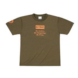 エバーグリーン B-TRUE ドライTシャツ Dタイプ ビートゥルー Bトゥルー