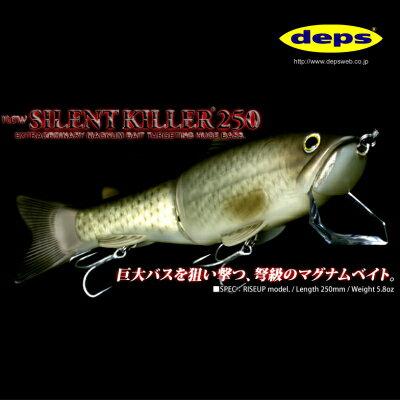 【デプス】 NEW サイレントキラー250 その2 SILENT KiILLER 250
