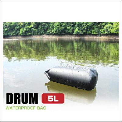 スナイパー ウォータープルーフバッグ ドラム 5L SNIPEER  DRUM