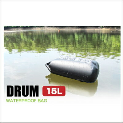 スナイパー ウォータープルーフバッグ ドラム 15L SNIPEER  DRUM