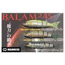 【予約5月発売予定】 マドネス バラム245 BALAM MADNESS