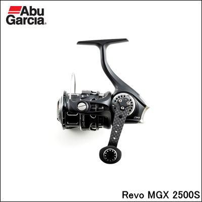 【在庫限定特価】アブガルシア AbuGarcia レボ MGX 2500S