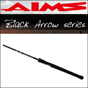 【AIMS】エイムス ブラックアロー 126MH Black Arrow 126MH Rock Face Ultimate