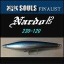 【SOULS】 ソウルズ ナルド 230-120G CLASS ビートウッドシリーズ