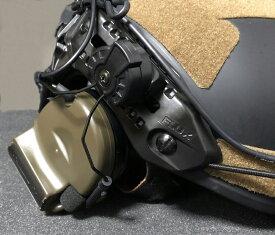 OPSMEN MTEK FLUXヘルメット用 M-LOKヘッドセットアダプターアタッチメントキット