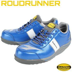 【在庫処分】 安全靴 ディアドラ おしゃれ 安全スニーカー ROADRUNNER ロードランナー ローカット 紐 メンズ レディース 23cm〜29cm