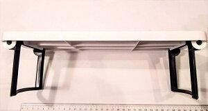 小机ミニテーブル 脚折りたたみ 285×175×85mm