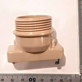 E26口金ソケット角型引掛ランプソケット シーリング YAZAWA製