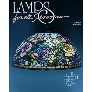 ASGLA/2020年 カレンダー 『Lamps』/1冊/アメリカ/1月始まり
