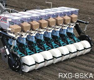 アグリテクノ矢崎 スライドロール式播種機(トラクタ用) RXG-3SK