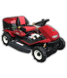 アテックス 新製品 乗用草刈機 「刈馬王(カリバオー)」 R8816A 2WD