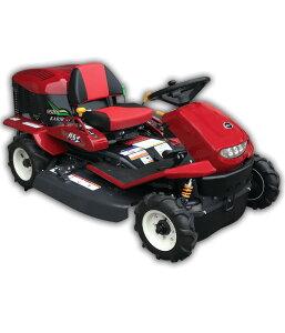 アテックス 新製品 乗用草刈機 「刈馬王(カリバオー)」 R9520A 2WD