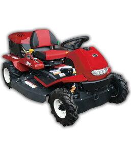 アテックス 新製品 乗用草刈機 「刈馬王(カリバオー)」 R9824A 2WD