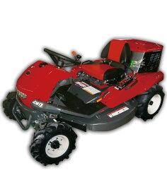 アテックス 新製品 乗用草刈機 「刈馬王(カリバオー)」 R9824FA 4WD