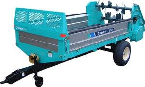 小型堆肥散布作業機 マニアスプレッダ DH1170M1