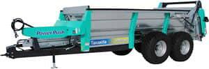 受注生産 堆肥散布作業機 パワープッシュマニア PD11001WSG