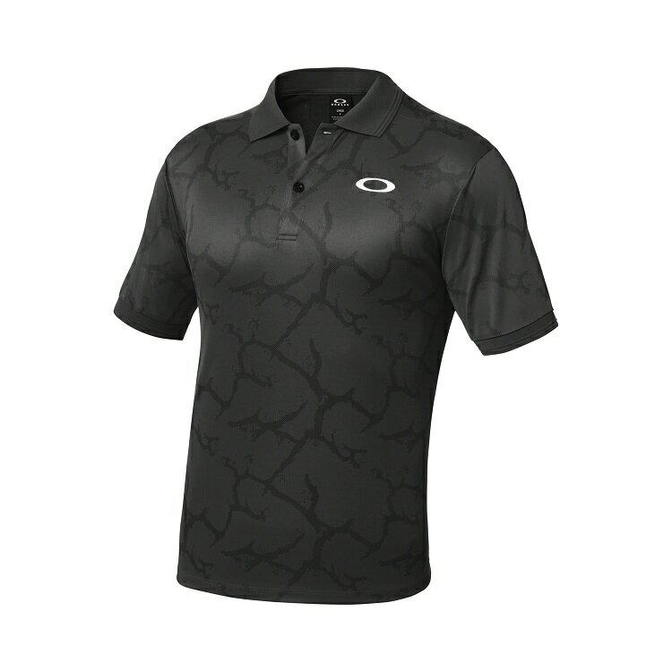 【30%OFF】オークリー  メンズ 半袖 ポロシャツ  Enhance Technical Polo 17 04  433945JP