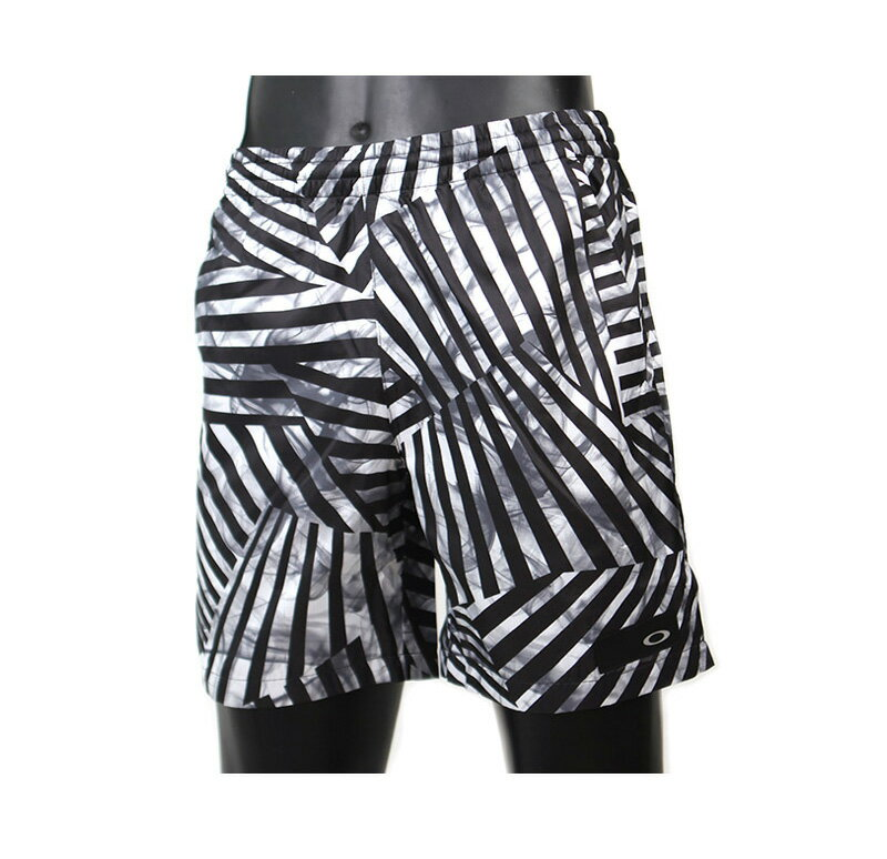 【30%OFF】 オークリー(OAKLEY) メンズ ハーフパンツ ショートパンツ Acceletor Sublimation Shorts 442280JP