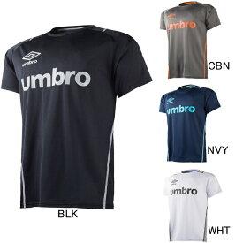【アンブロ】UMBRO ベーシックドライ半袖Tシャツ UCS7642 サッカー フットサル メンズ セール