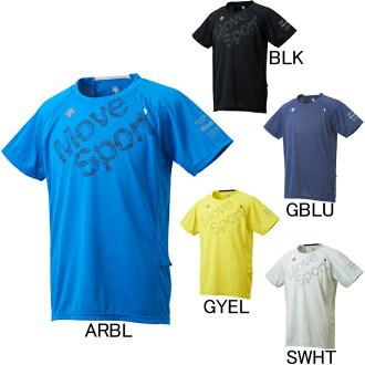 2018년 봄여름 모델 Move Sport BRZ+반소매 T셔츠 DMMLJA62 프랙티스 셔츠 맨즈