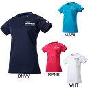 2018年モデル【デサント】レディース Move Sport 半袖Tシャツ DMWLJA53 プラクティスシャツ セール