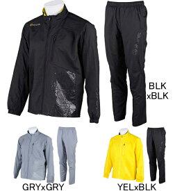 【SKINS】スキンズ ウインドブレーカージャケット・パンツ上下セット SRS5501/P 背メッシュ メンズ セール