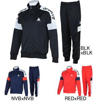 2015 模型 le coq sportif 热身球衣顶部和底部设置 QL-550153/450153