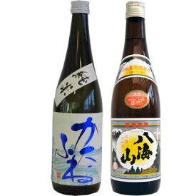 かたふね 純米 720ml 八海山 清酒 720ml 2本 日本酒飲み比べセット