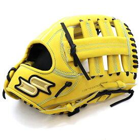 【SSK】エスエスケイ 野球館オリジナル 硬式グローブ プロエッジ 外野手用 オーダーグラブ ssk-70