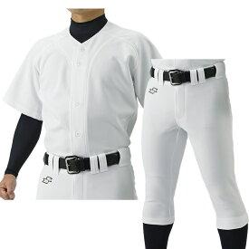 【SSK】エスエスケイ 練習用ユニフォーム上下セット 3D 練習着 ニットシャツ+ショートフィットパンツ ホワイト pus005-pup005s