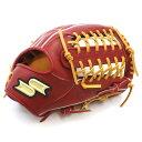 【SSK】エスエスケイ 野球館オリジナル 硬式グローブ プロエッジ 外野手用 オーダーグラブ ssk-105