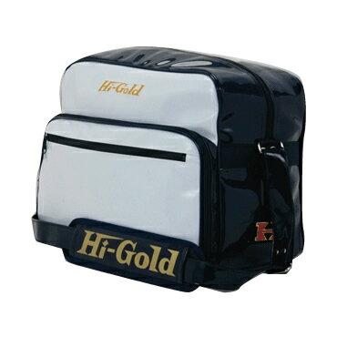 ★ 【Hi-GOLD】ハイゴールド エナメルショルダーバッグ hb-9000【コンビニ受け取り不可】