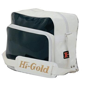 ★ 【Hi-GOLD】ハイゴールド エナメルショルダーバッグ hb-910【コンビニ受け取り不可】