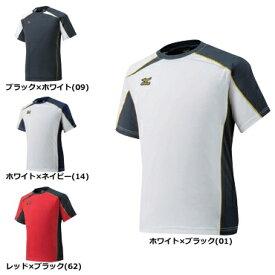 【MIZUNO】ミズノ ベースボールシャツ ミズノプロ Tシャツ 12ja6t01 【メール便対応商品】
