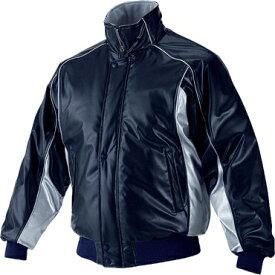 ★ 【asics】アシックス グランドコート 中綿入り ニューレイドレザー素材 ネイビー×Sグレー bag001-5010