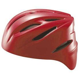 ★ 【ZETT】ゼット 一般軟式キャッチャーヘルメット レッド bhl40r-6400