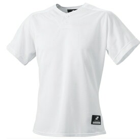 ★ 【SSK】エスエスケイ 2ボタンプレゲームシャツ bw1660 【メール便対応商品】
